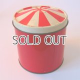 regency wareのテント缶