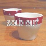 ミッドウインター エッグカップ(2個組)